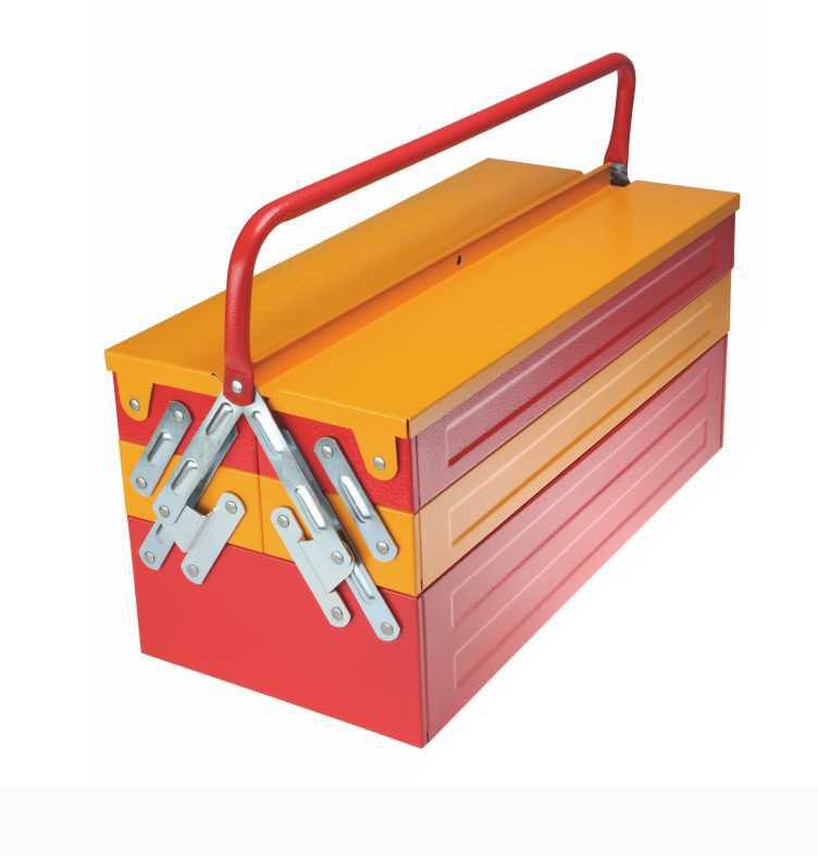 Steel tools box